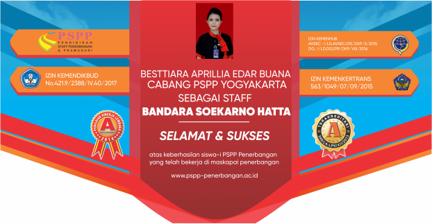Alumni PSPP Penerbangan 4 September 2019